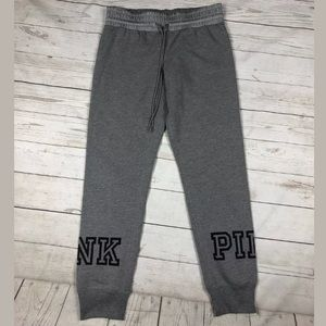 Victoria's Secret jogger sweat pants size small